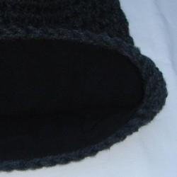 Fleece Band eingenäht in Ihre Mütze