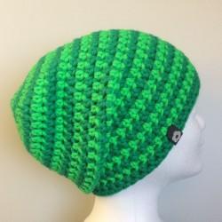 bulaklak No. 1 (Longbeanie) neongrün grasgrün