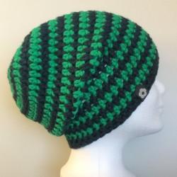 bulaklak No. 1 (Longbeanie) grasgrün dunkelgrün