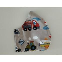 Behelfsmaske Fahrzeuge