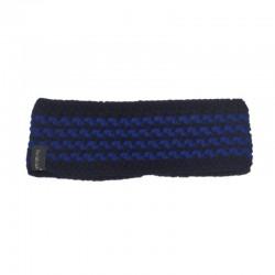 Stirnband royalblau indigo