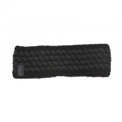 Stirnband schwarz anthrazit